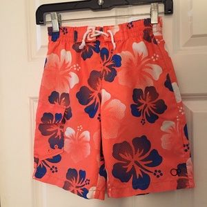 OP Boys Swim Board Shorts Size 8